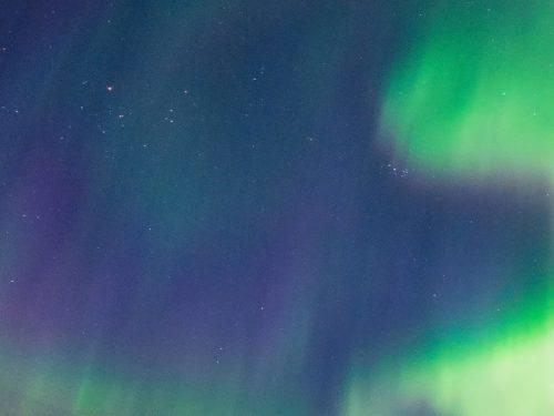 Logo per attività commerciale Led Aurora